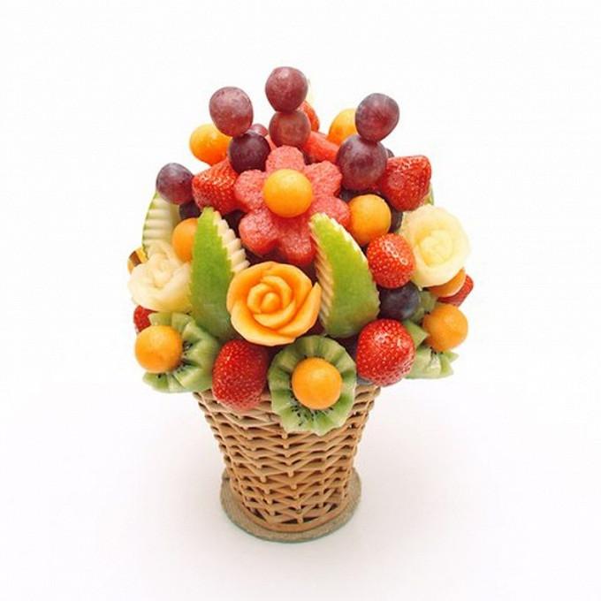 """Букет из фруктов """"Тропик"""""""