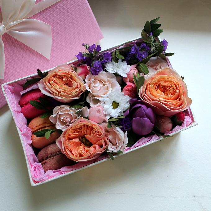 Сладкая коробочка Вувузелла