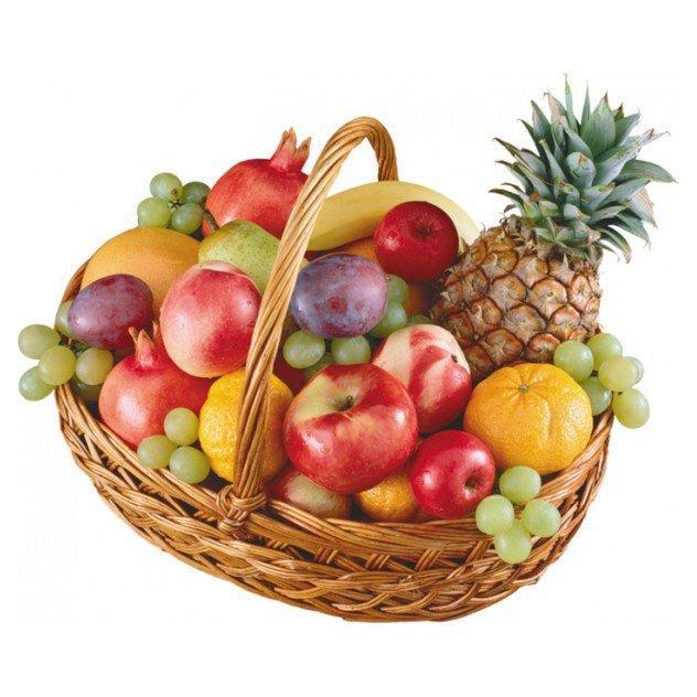 Корзина фруктов 6 кг