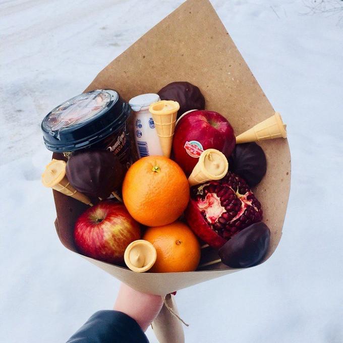 Букет для сладкоежки