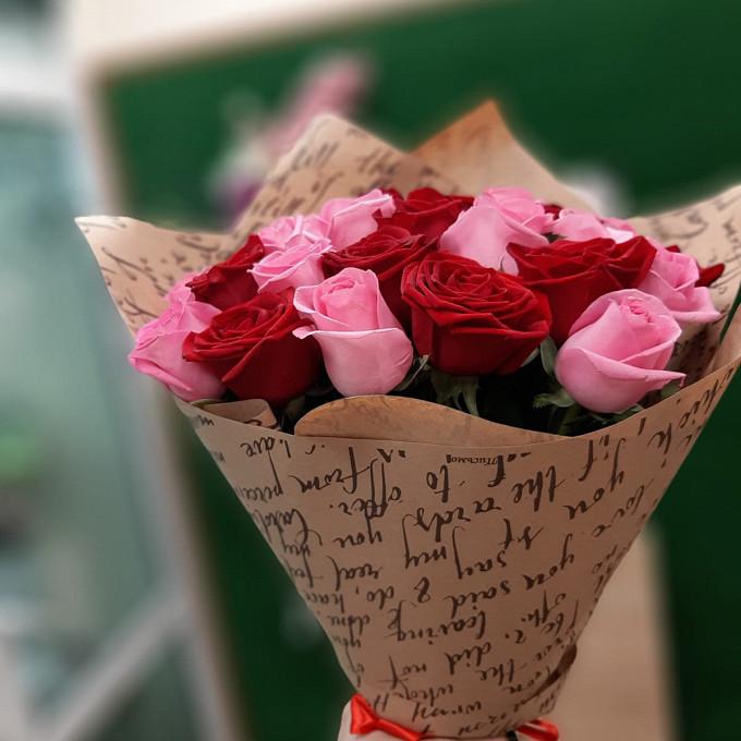 25 тепличных роз